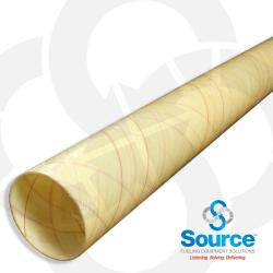 4 Inch X 15 Foot Length Plain End Secondary Pipe (Order In Multiples Of 15 Foot)