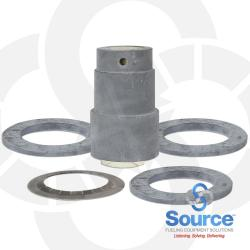 3 Inch Bonded Sump Entry Termination Fitting