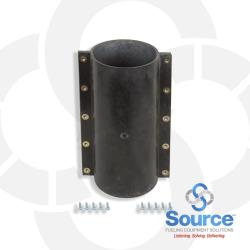 6 Inch Coupling Secondary Fitting (2 Piece)
