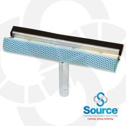 10 Inch Squeegee Head - Metal Zinc Plated (Pack Of 12)