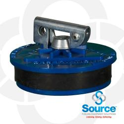 4 Inch Locking Pipe Plug For Monitoring Well