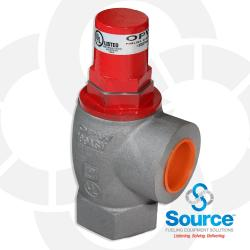 1-1/2 Inch Anti-Syphon Valve 5 To 10 Foot Head Pressure
