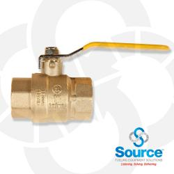 1 Inch Full Port Two-Way Ball Valve