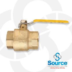1-1/2 Inch Full Port Two-Way Ball Valve