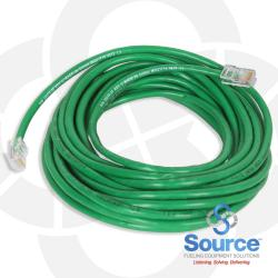 25 Foot Green Ethernet Cable