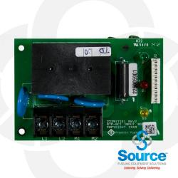 Sci Upper Relay Board