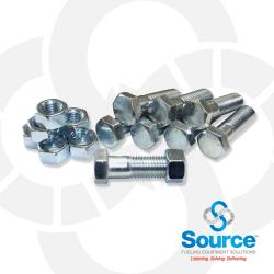 6 Inch & 8 Inch Nut & Bolt Kit