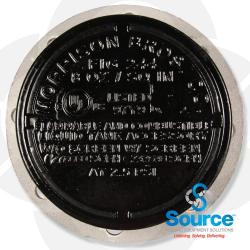 6 Inch 8 Ounce Per Square Inch Emergency Vent - Flanged With Viton A O-Ring