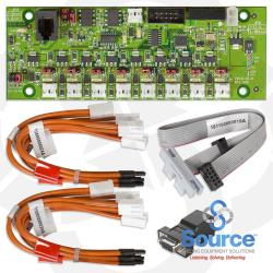 Smart Fuel Controller Board Interface Kit for Gilbarco / SPP