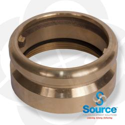 4 Inch Tight Fill Adapter Top Seal
