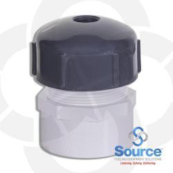 2 Inch Interstitial Sensor Riser Cap And Adapter Kit