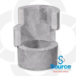 3 Inch X 2 Inch Containment Reducer Ring (3 Piece Combo)