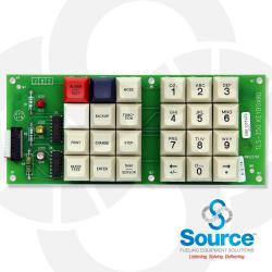 Tls-300/350 Keyboard With Led - Exchange