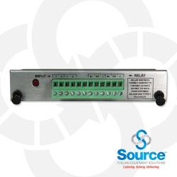 Two-Input / Two-Relay Output Interface Module For Tls-350- Spare Replacement