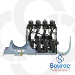 Vacuum Sensing System (Scvs) 4 Vacuum Sensor Kit No Tank - 4 Pipes And Sumps