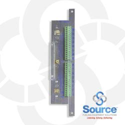 TLS-450 Sixteen Input Universal Sensor / Probe Interface Module - Installed