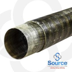 3 Inch X 20 Foot Dualoy 3000/Lcx Coaxial Doublewall Fiberglass Pipe (Order In 20 Foot Lengths)