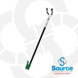 36 Inch Trash Grabber With Squeeze Handle
