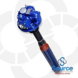 5 HP 6 Inch 3-Phase 208-230 Volt AC High-Capacity Fixed-Length Submersible Turbine Pump With 24 Inch Riser Must Specify Model Length  (STP5--24)
