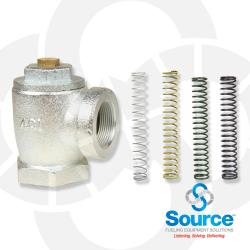 1-1/2 Inch Anti-Siphon Check Valve With Pressure Relief