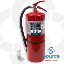 Ansul Sentry 20 Lb Bc Fire Extinguisher Model C20