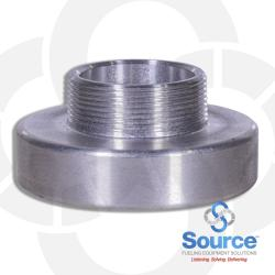 3 Inch Thread-On Adapter For Use With 523V Pressure Vacuum Vents