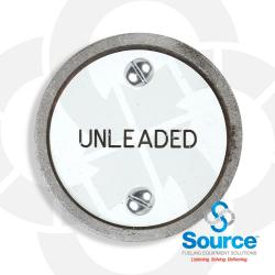 Cast Aluminum Unleaded Marker