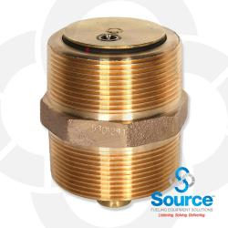 2 Inch Nipple Check Valve With 25 Psi Expansion Relief