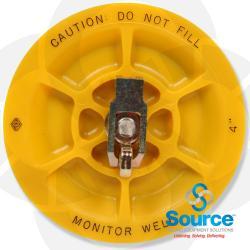 4 Inch Monitoring Well Cap Plug