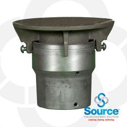 2 Inch O-Ring Seal Pressure Vacuum Vent