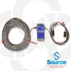Gilbarco Ts-1000 Pos Dispenser Interface Module Installation Kit With 100 Foot Cable For Tls-350R