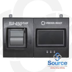 TLS-450PLUS Automatic Tank Gauge Console with Display, Printer, 3 Ethernet And Dual USB/Expansion, And Dual RS-232/RS-485 (UL/cUL)
