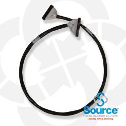 Assembly Round Jacket Cable 40 Pos