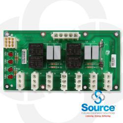 Rebuilt Pinter Circuit Board Assembly Igem Pump Relay