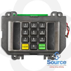 Wayne Low Profile SPM Keypad Assembly, Generic/Not Injected