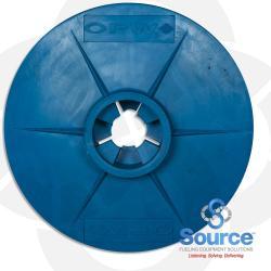 Azure Blue Fillguard Splash Guard For Conventional Nozzle