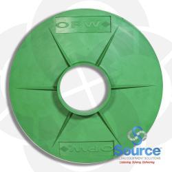 Green 7H/7HB Series Nozzle Fillgard Splash Guard