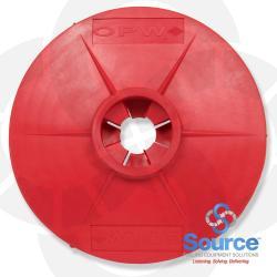 Red 11A/11B Series Nozzle Fillgard Splash Guard