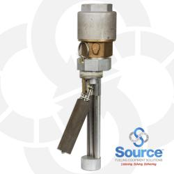 2 Inch AST Overfill Prevention Valve With Part A Adapter, 2 Inch Shut-Off Height