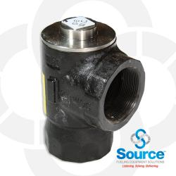 2 Inch NPT 90 Degree Anti-Siphon Valve With Thermal Expansion Relief, 0-5 Foot W.C.