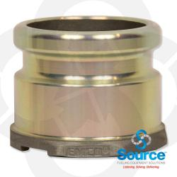 Fill Adapter Coaxial 4 Inch Npsc For Self-Sealing Valves/Drop Tubes