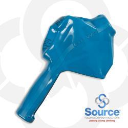 Azure Blue 1 Piece Astro B And 11B Series Nozzle Scuff Guard