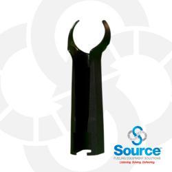 Black Plastic Hand Insulator Barrel For 11A And 11B Series Nozzles