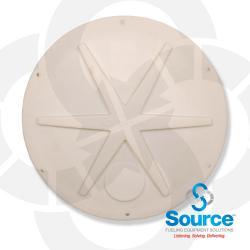 33 Inch Polyethelene Flexworks Sump Lid