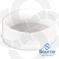 9 Inch Plastic Monitoring Well End Cap