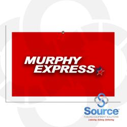 Encore Lower Door Assembly, Murphy Express, Red