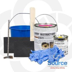 1 Gallon Epoxy Slurry Kit