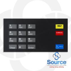 Encore / Eclipse Crind Keypad Generic English