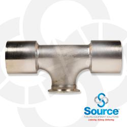 2 Inch EZ Fit X 2 Inch Female Glue Pipe For FRP Tee