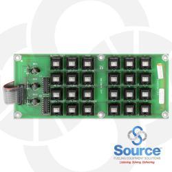 Tls-350 Keyboard Rebuilt